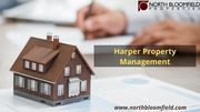 Hire Best Harper Property Management Company